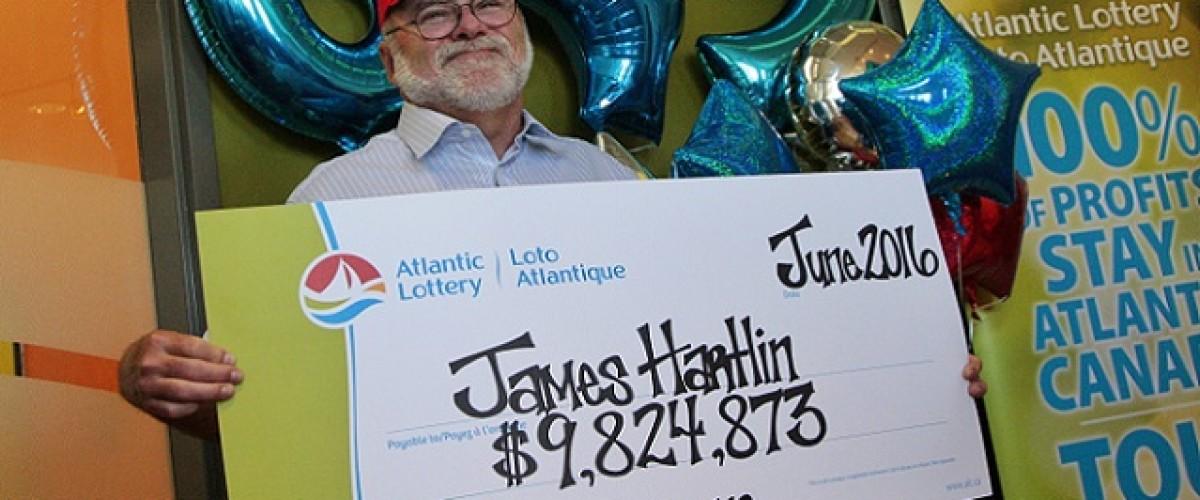 'Santa Claus' wins $9.824m Canadian Lotto 649 Jackpot