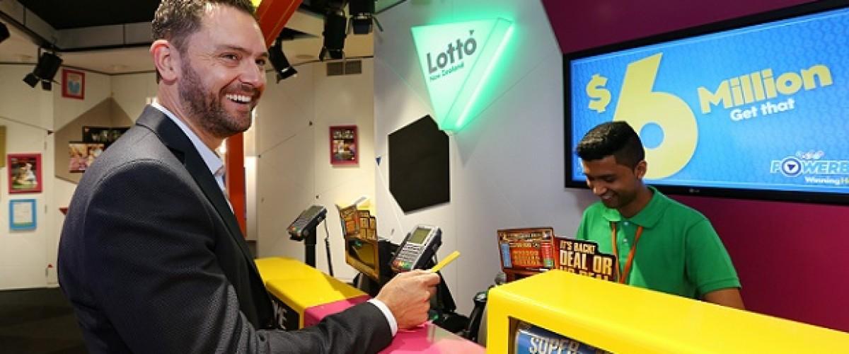 New Zealand friends celebrate sharing $500,000 NZ Lotto win