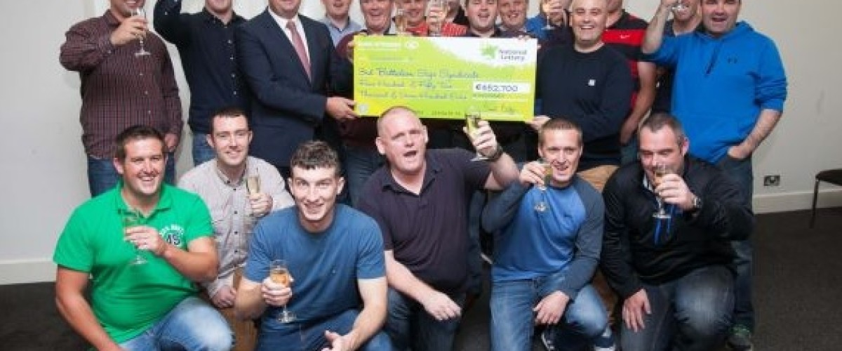 Irish Lotto syndicate storm into lottery HQ thanks to €453,000 win