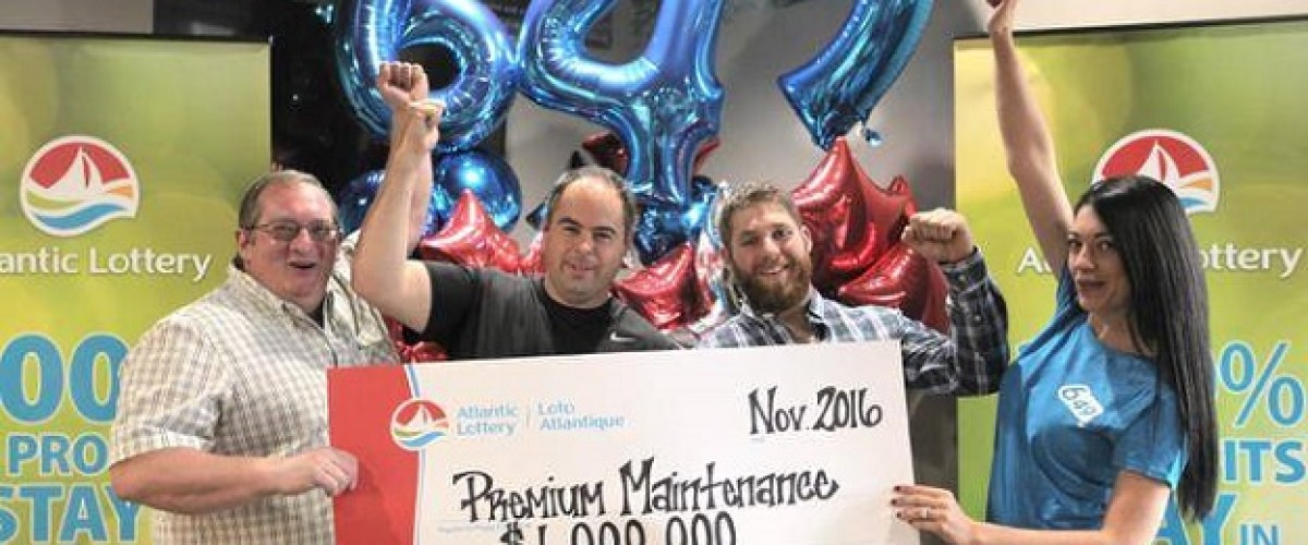 Two weeks of patience leads to $1 million Lotto 649 win for Canadian syndicate
