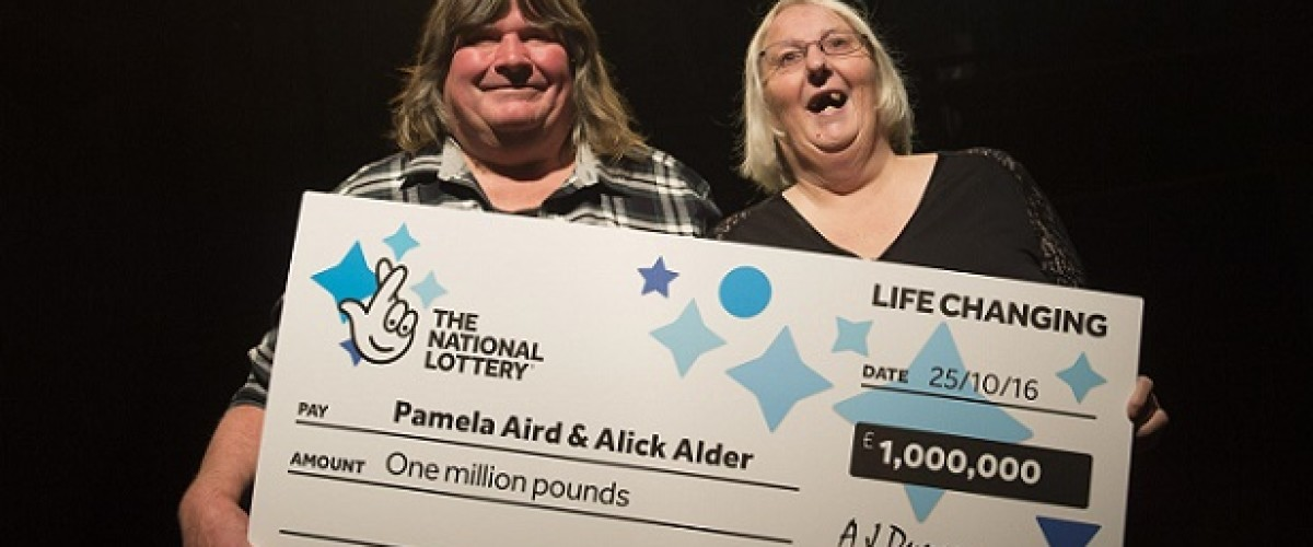 Theatres to benefit from £1m EuroMillions win