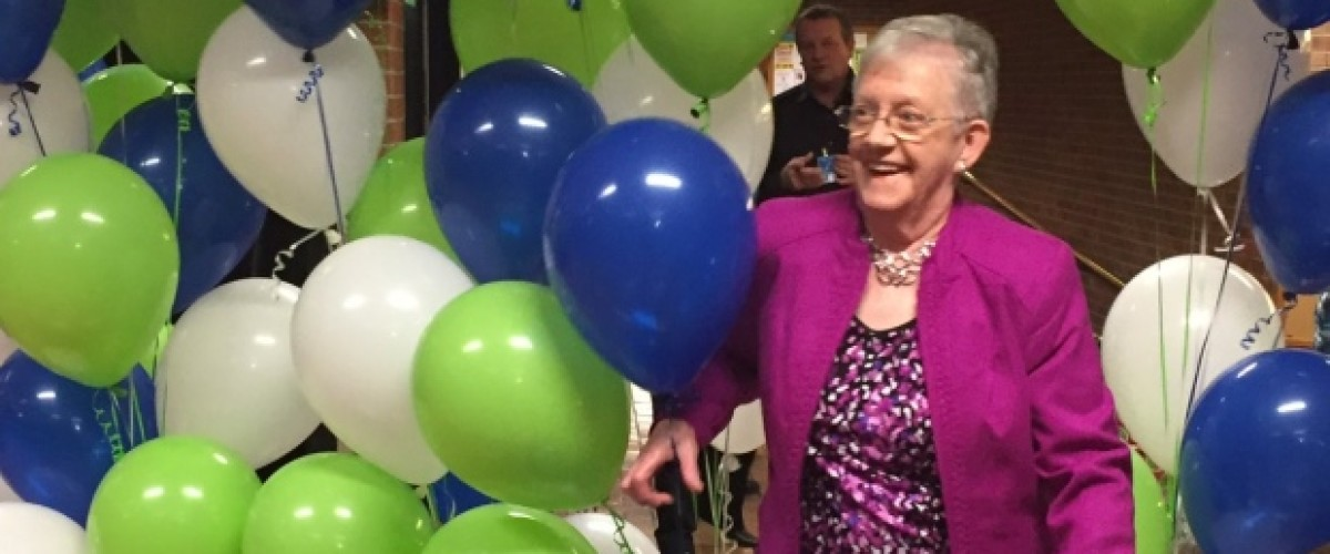 """Alberta Lotto Max winner says she's """"too old"""" to be a millionaire"""