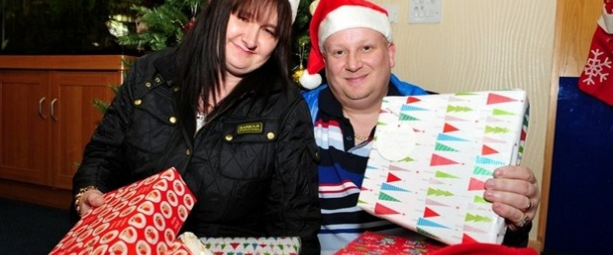Grimsby EuroMillions winner to help disadvantaged children this Christmas