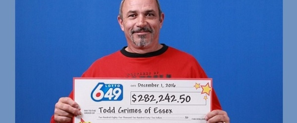 Ontario Lotto 649 winner is off shopping thanks to $282k windfall