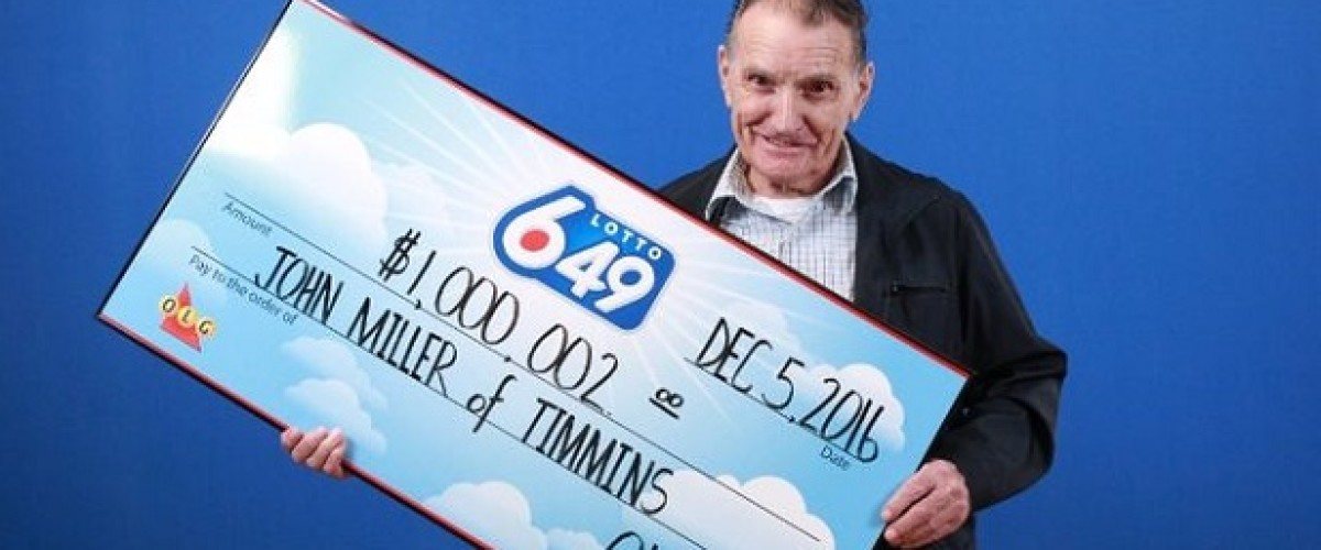$1,000 Lotto 6/49 Win Turns out to be $1,000,002