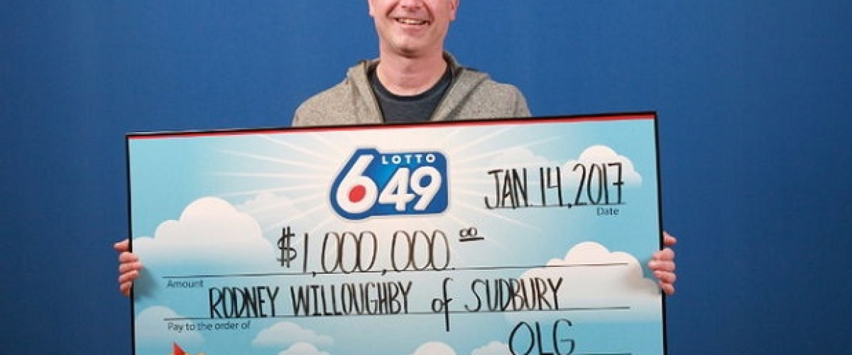 $1m Lotto 6/49 Prize Just what the Doctor Ordered