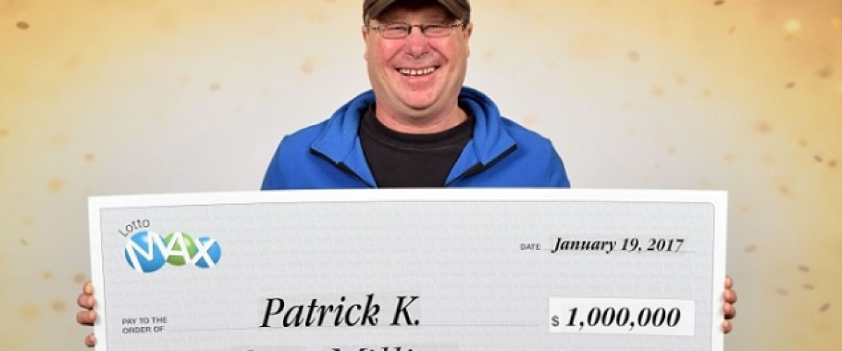 New barbecue and motorcycle for $1m Lotto Max winner