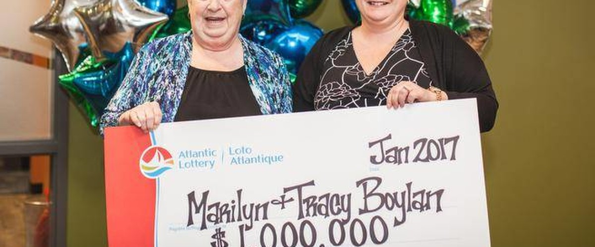 Canadian Lotto Max winner to split prize with her daughter