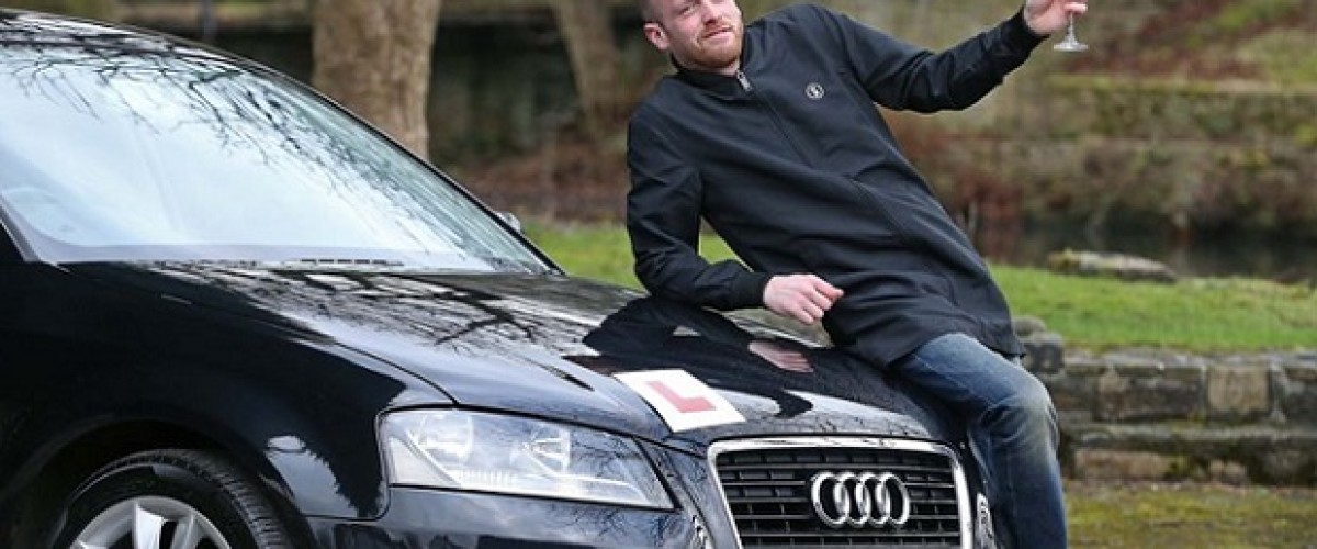 Audi 3 and driving lessons for £247,513 EuroMillions winner