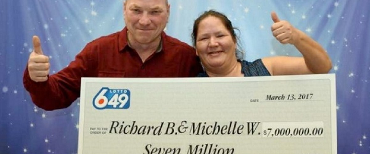 British Columbia Lotto 649 winners to replace trailer with brand new home