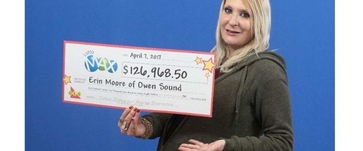 Canadian Lotto Max winner to name her baby after lottery