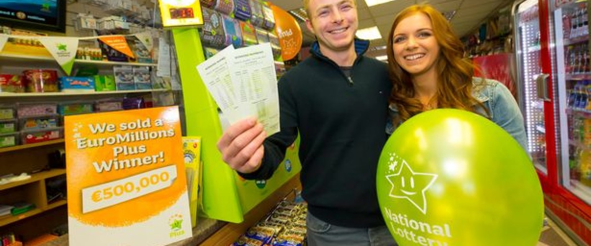 Irish EuroMillions winner will buy own home in life-changing win