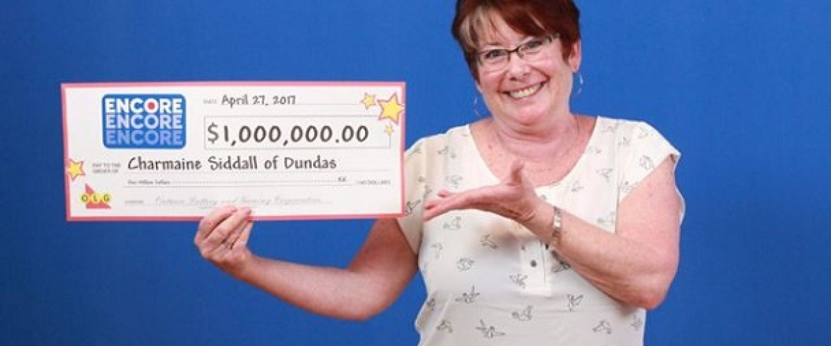 Ontario woman wins $1 million with a Lotto 649 ticket she thought was worth $1,000