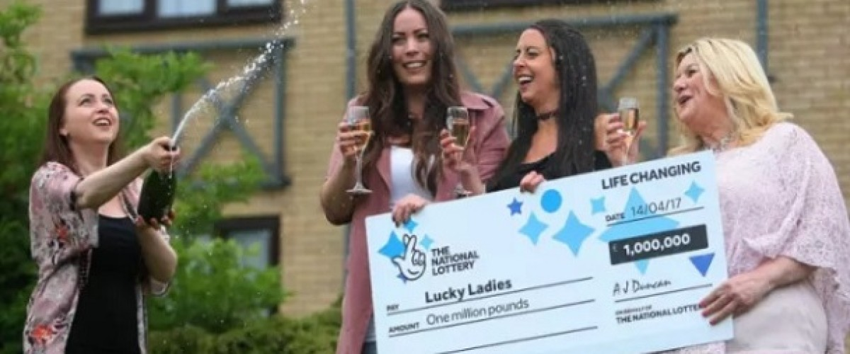 Pop-up ad turned out to be £1m EuroMillions win