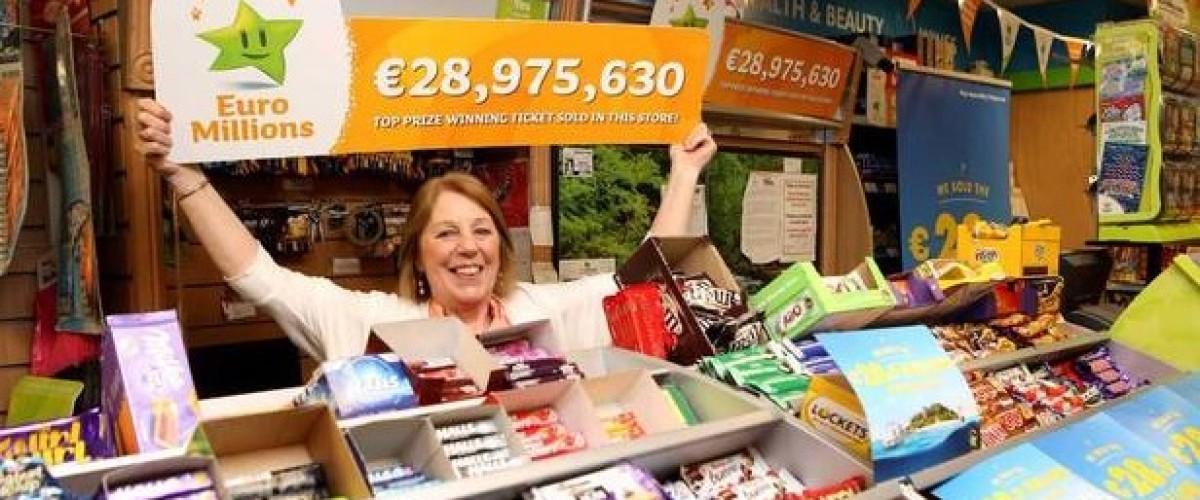 Irish EuroMillions winner bought ticket in Mayo