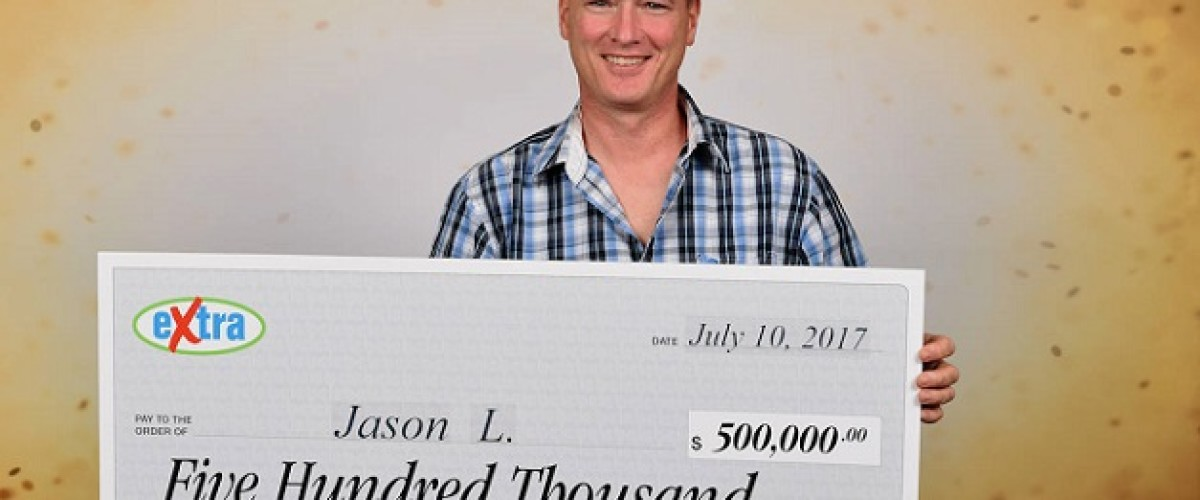 British Columbia Lotto Max extra winner turns good luck into a good deed