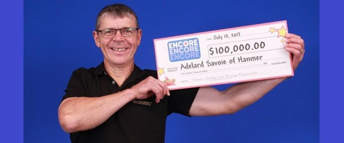 Travel Galore for $100,000 Lotto 6/49 Encore Winners