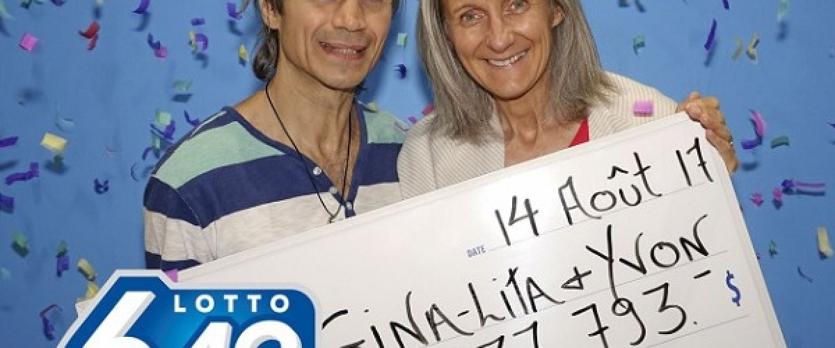 $6.4m Lotto 6/49 Winners Off on Holiday Soon