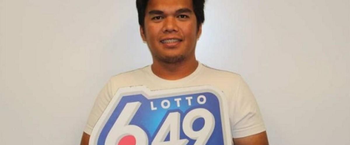 Edmonton man is Alberta's latest Lotto 649 millionaire