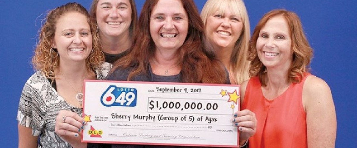 Shock in the Park for $1m Lotto 6/49 Syndicate
