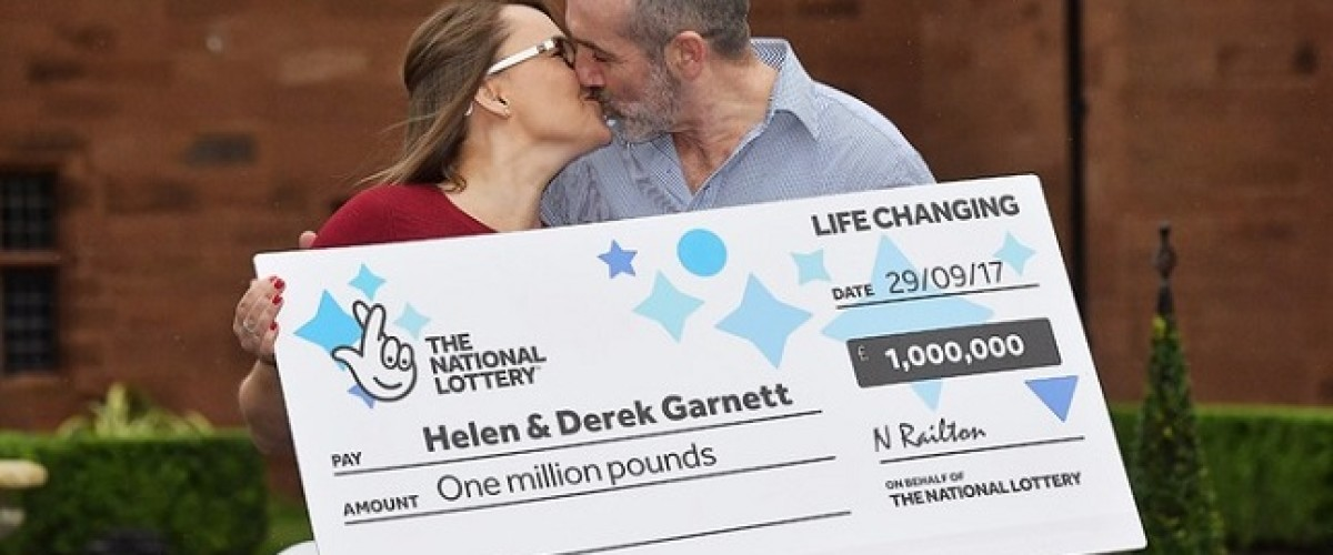 £1m EuroMillions win will make dreams come true