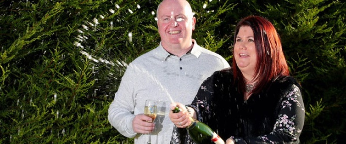 Free lucky dip turns out to be £1m EuroMillions win