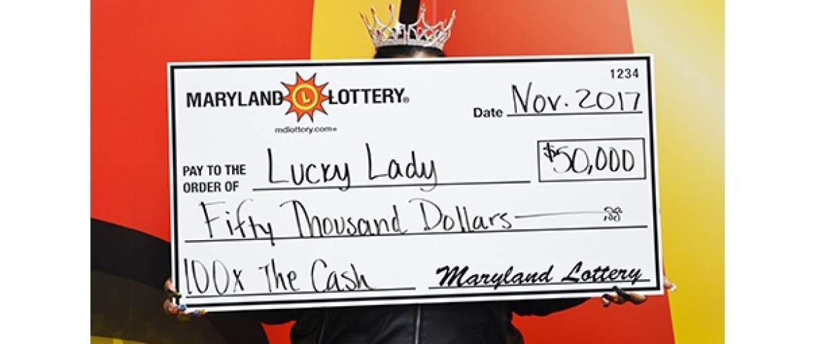 'Lucky Lady' Lives Up to her Name with $50,000 Scratch Card Win