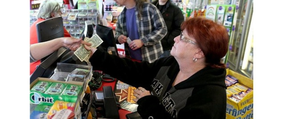 Players chasing trio of massive lottery jackpots