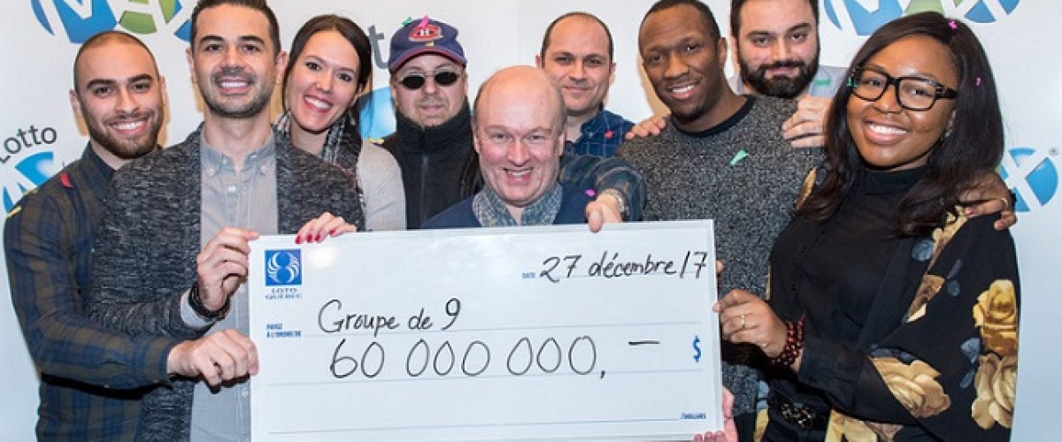 Double the stake results in $60m Lotto Max jackpot