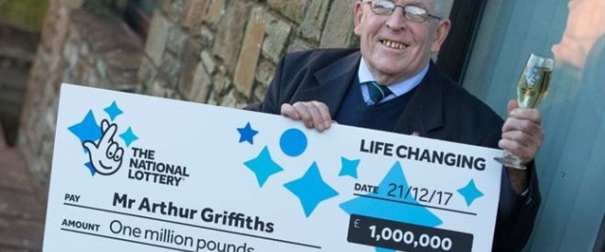 Search for milk leads to £1m EuroMillions win