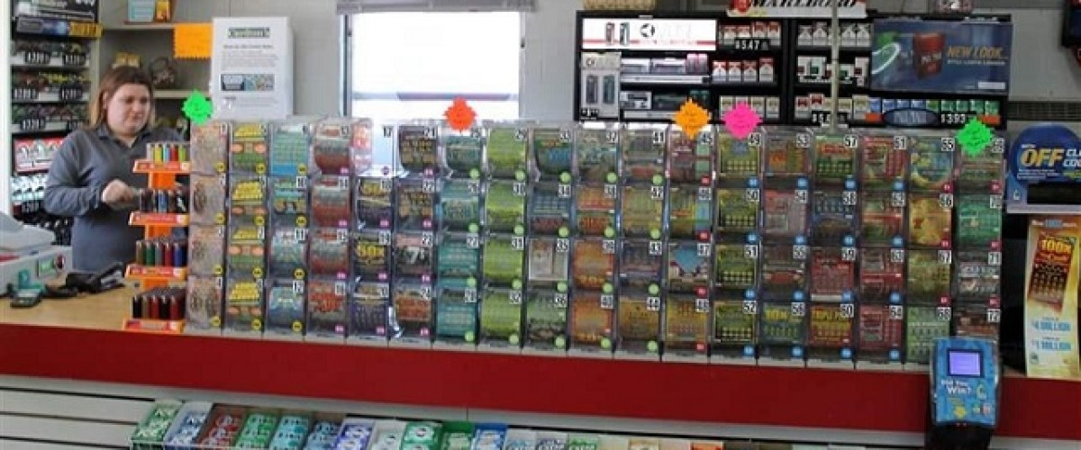 Michigan lottery winner waits a month to claim $2 million scratch card prize