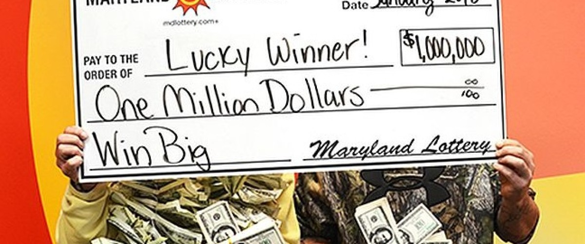 Maryland man collects fourth major scratch card win from lottery offices
