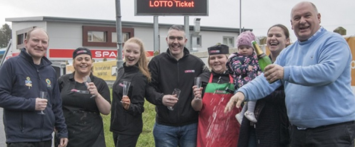 Search is on for unclaimed Irish lottery winners