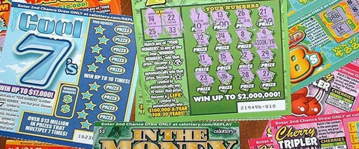 """Maryland woman """"floored"""" when buying gas led to $1 million scratch card win"""