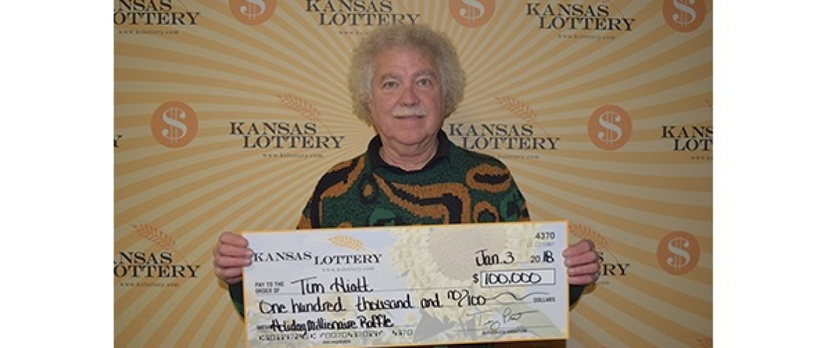 $100,000 Holiday Millionaire Raffle winning ticket hid in cold cash