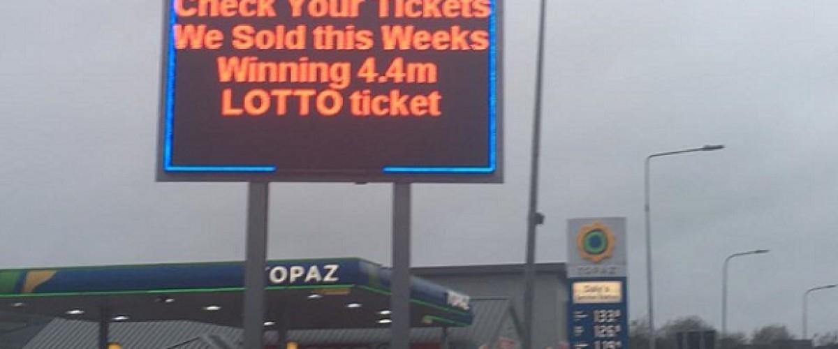 €4.4m Irish Lotto winner to carry on working