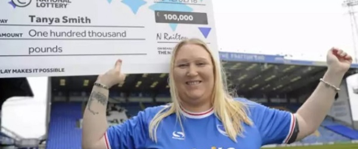 Portsmouth mum is taking daughter to Disneyland after winning on a National Lottery scratch card