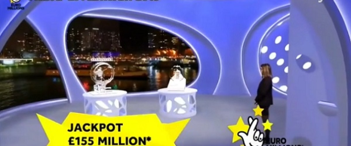 Tickets in UK and Spain share £155m EuroMillions jackpot