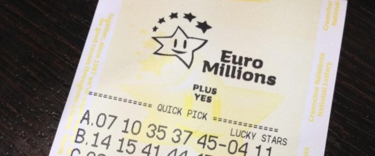 Patience helps Irish woman win €500,000 EuroMillions Plus prize