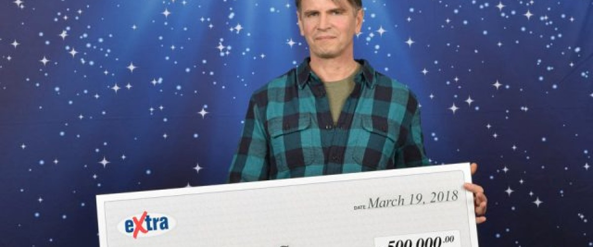 British Columbia man to build himself a new home thanks to Lotto 649 Extra win