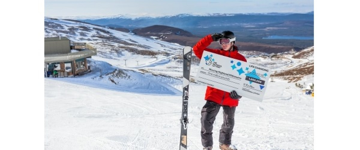 'Missing' EuroMillions millionaire hunted in the Cairngorms