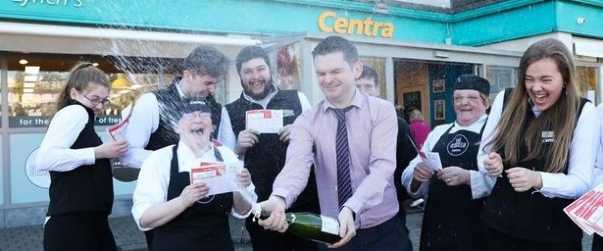 Extra line wins woman €5.6m Irish Lotto jackpot