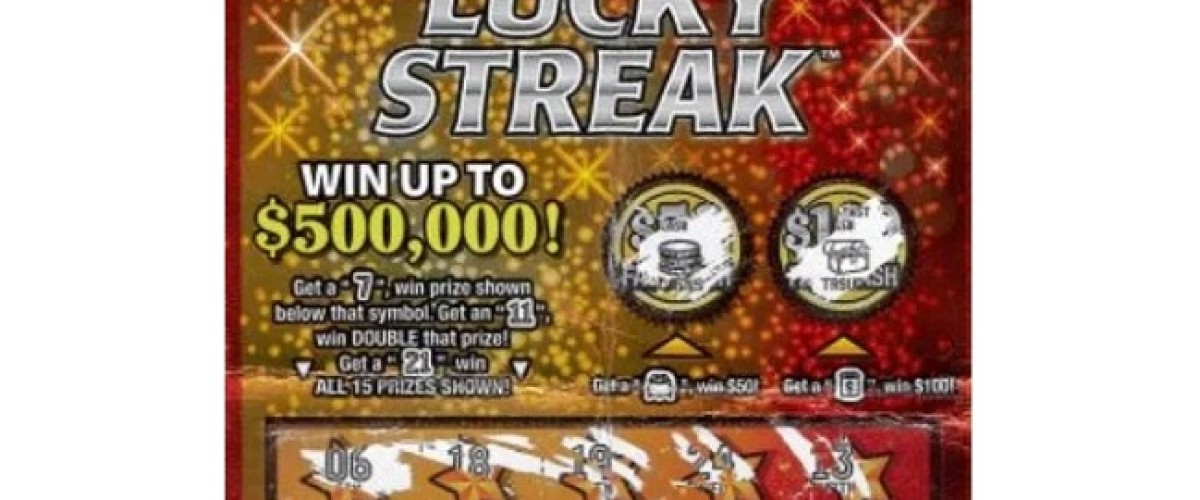 Michigan lottery winner gives entire $500,000 scratch card to his brother