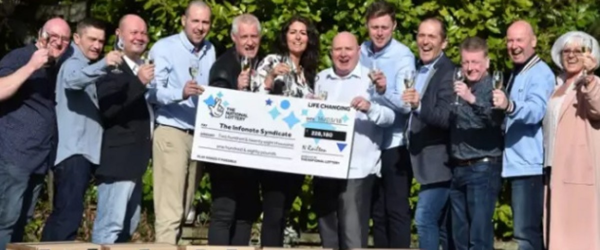 EuroMillions draw delivers couriers a £228,180 win