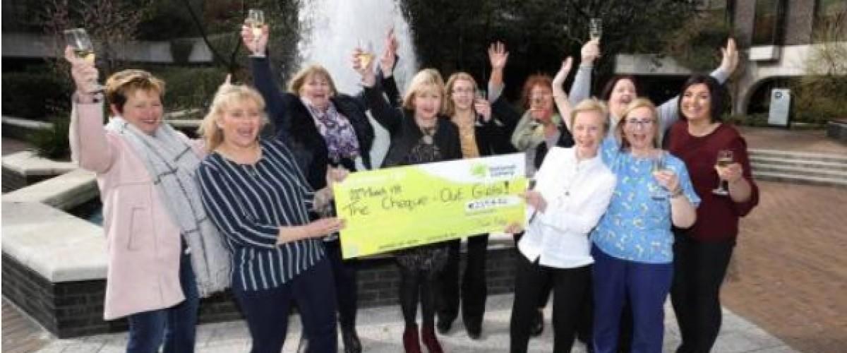 Supermarket syndicate score Irish Lotto win on St Patrick's day