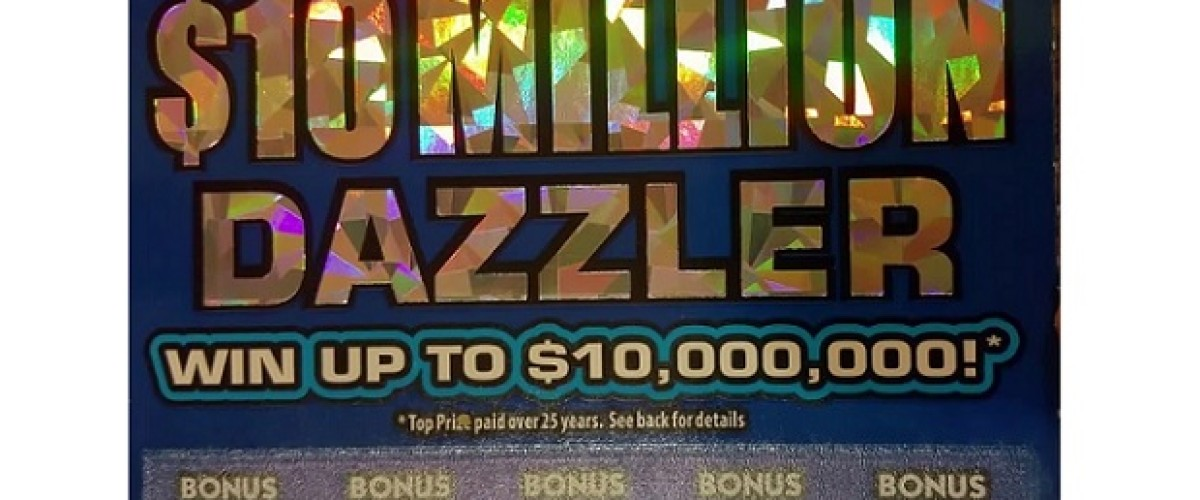Stop off for a drink leads to $10m scratch card win and retirement