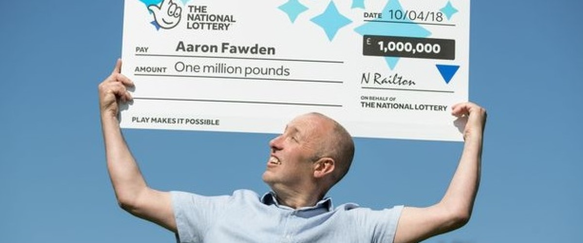 Carpenter to keep on sawing despite £1m EuroMillions win