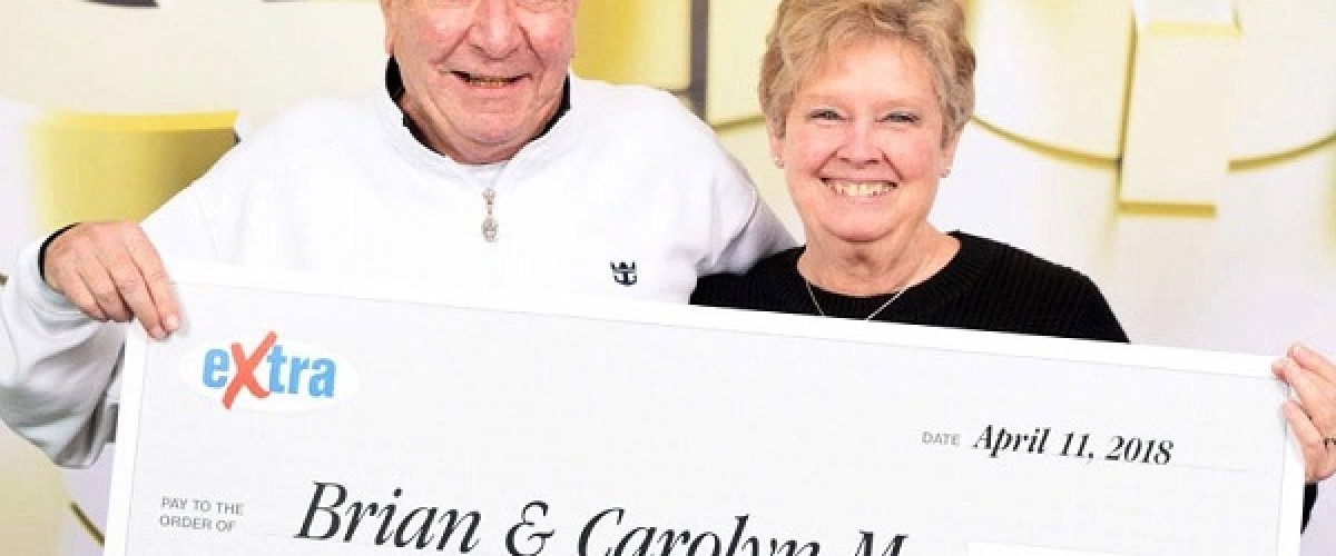 British Columbia couple celebrate Lotto 649 win after beating cancer