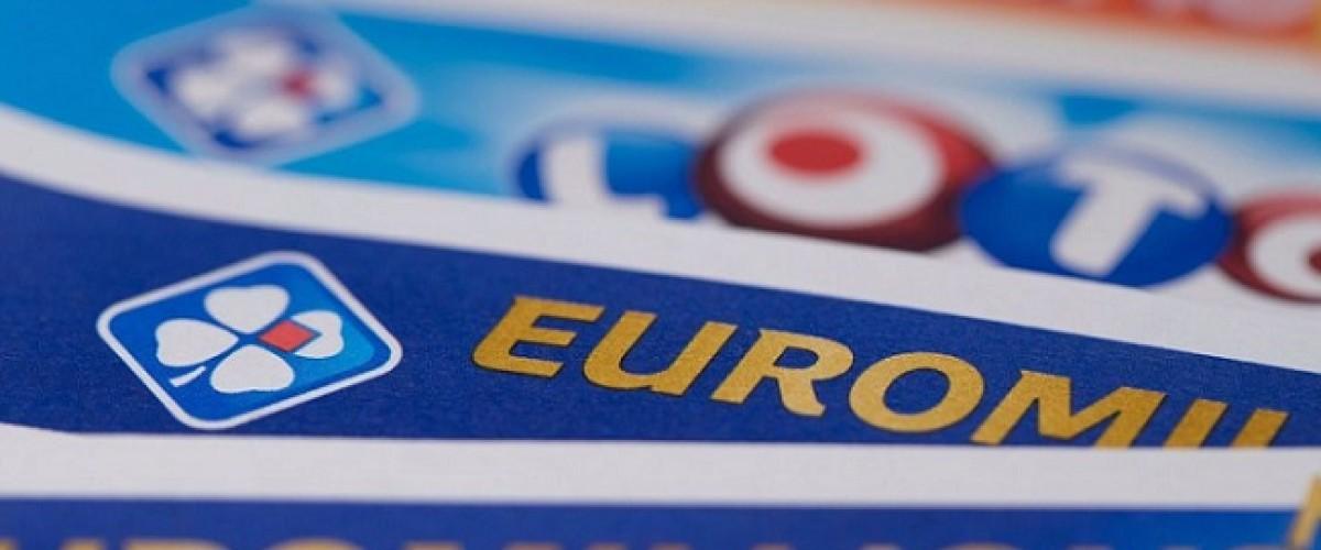 UK ticket scoops £121m EuroMillions jackpot