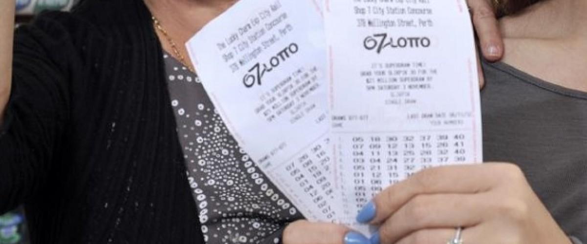 Western Australian grandmother lost $10 million winning Oz Lotto ticket